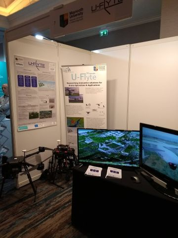 U-Flyte at Atlantic Ireland 2018