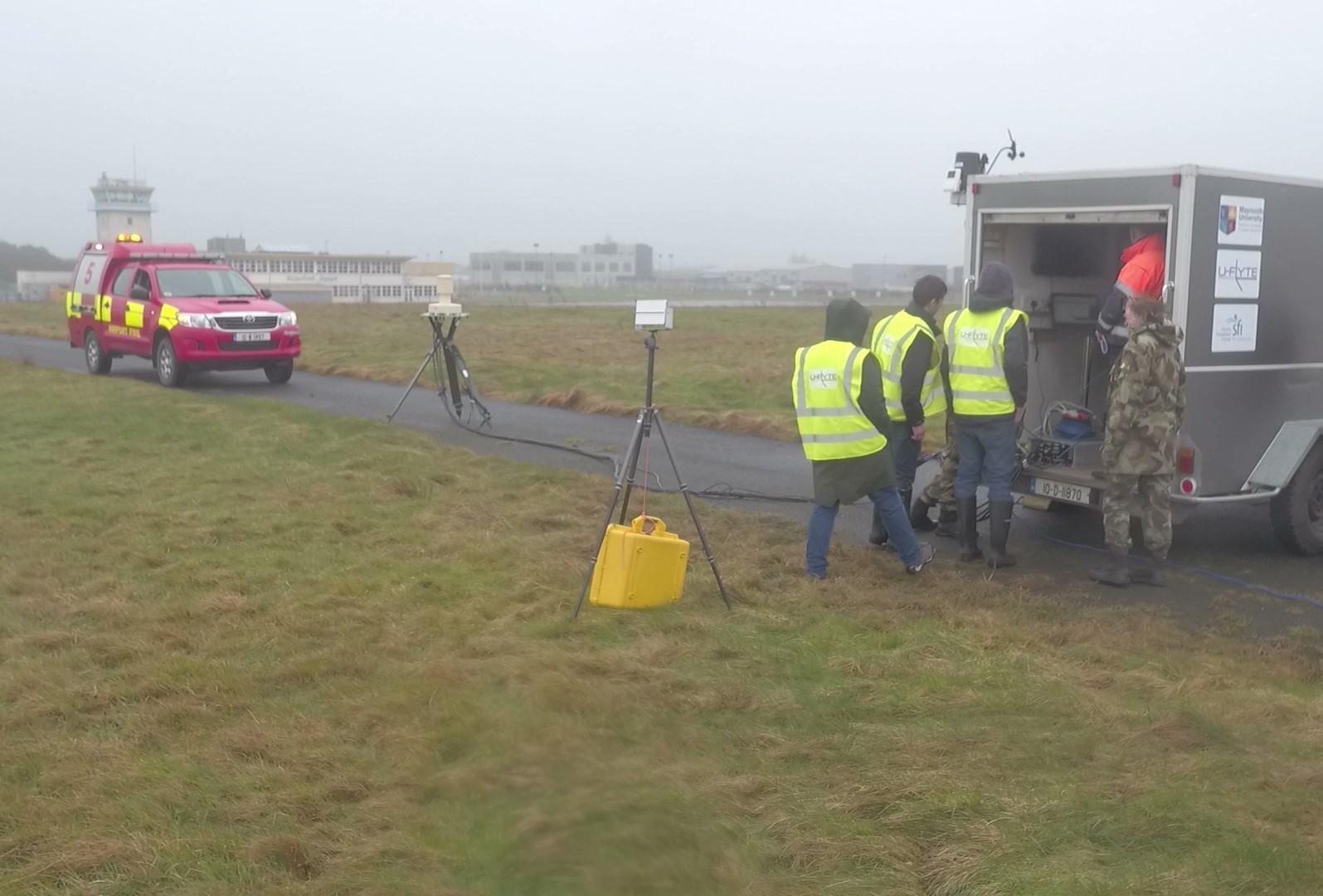 Radar and RF technology testing
