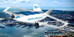 U-Flyte at the Unmanned Cargo Aircraft Conference