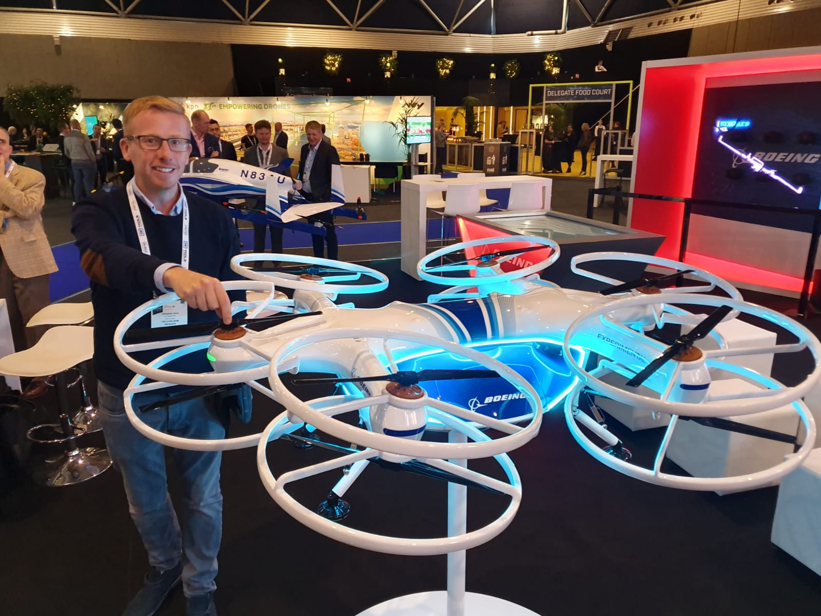 U-Flyte at Amsterdam Drone Week 2019