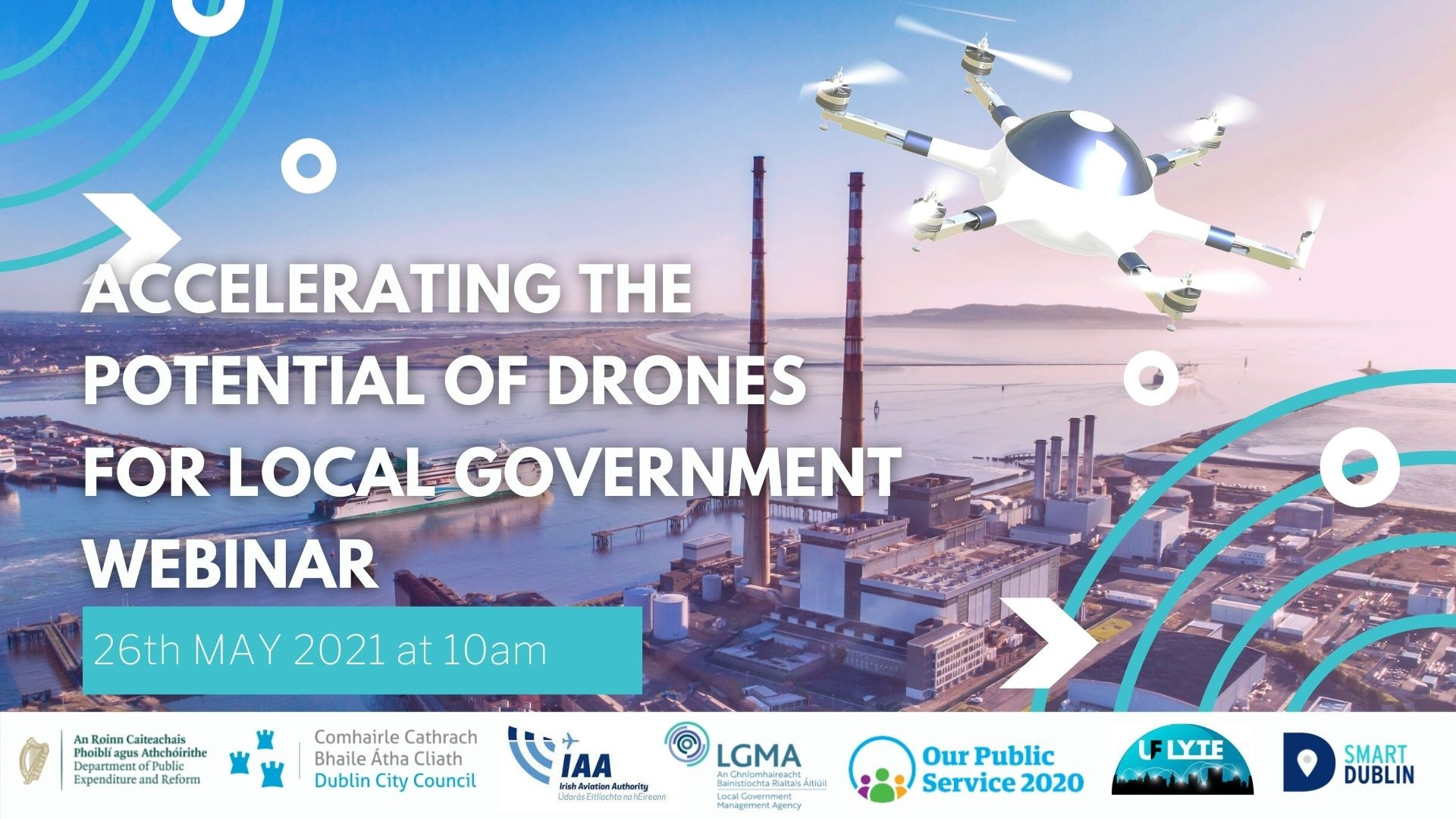 Accelerating the Potential of Drones for Local Government